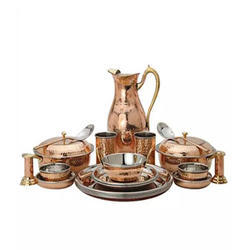 Copper Utensils Kitchen Wear All Time Best Quality Item